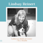 October AYP Member of the Month: Lindsay Reinert, Lutheran Medical Center – SCL Health
