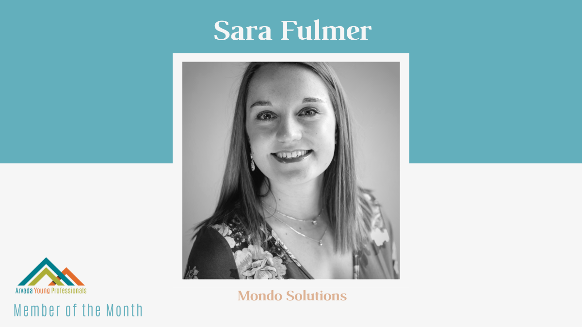 November AYP Member of the Month: Sara Fulmer, Mondo Solutions