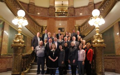 Jefferson County Business Lobby Legislative Update: The Top 10 Business Issues Before theColorado Legislature in 2020