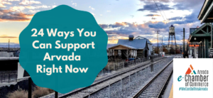 24 Ways You Can Support Arvada Right Now