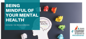 Being Mindful of Your Mental Health