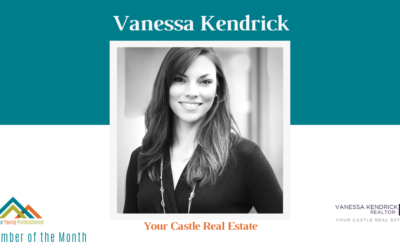 April AYP Member of the Month: Vanessa Kendrick, Your Castle Real Estate