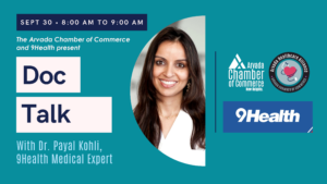 Doc Talk with Dr. Payal Kohli | Webinar Recording