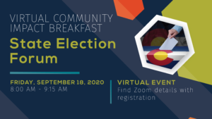 2020 State Election Forum: Recording + Resources