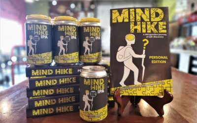 """Odyssey Beerwerks and Arvada Author Embark on """"Mind Hike"""" Collaboration"""