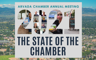 2021 Arvada Chamber Annual Meeting: The State of the Chamber [Recording]