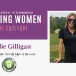 Inspiring Women Member Spotlight: Mollie Gilligan, Payroll Vault – North Metro Denver