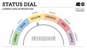 Jefferson and Adams County will Move to Level Yellow on Saturday, February 6 with Dial 2.0 Update