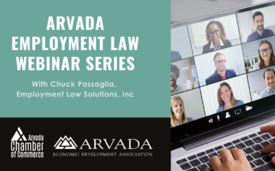 [Webinar Recording] Arvada Employment Law Webinar Series: Managing COVID