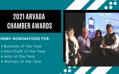 Submit Your Nominations for the 2021 Chamber Awards