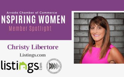 Inspiring Women Member Spotlight: Christy Libertore, Listings.com