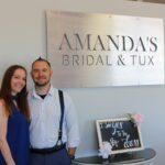 Member Spotlight: Amanda's Bridal and Tux