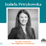 July AYP Member of the Month: Izabela Petrykowska, Arvada Economic Development Association