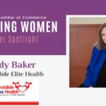 Inspiring Women Member Spotlight: Judy Baker, Landslide Elite Health