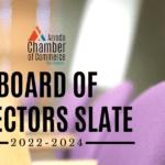 2022-2024 Arvada Chamber of Commerce Board of Directors Slate