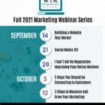 [What's Important Now Webinars] Fall 2021 Marketing Series