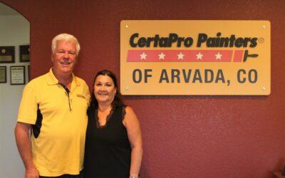 Member Spotlight: CertaPro Painters of Arvada